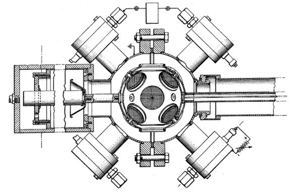 jaderná energie - fusor - fúzní reaktor