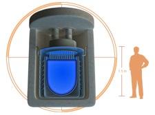 Hyperion jaderný reaktor