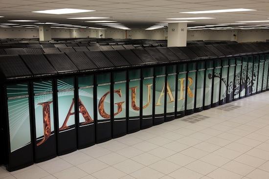 superpočítač Jaguar