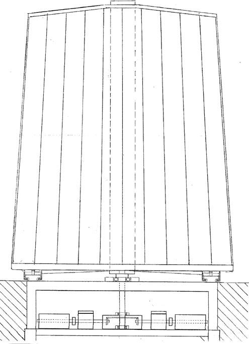 Maglev větrné turbíny z Čech