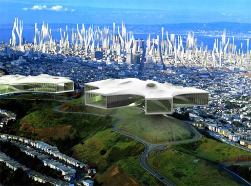 San Francisco - město budoucnosti