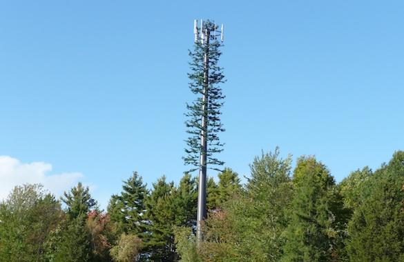 mobilní telefony - mobilní vysílač