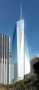 Mrakodrap Bank of America po dokončení