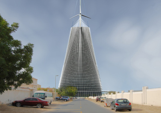 mrakodrapy - Studied Impact