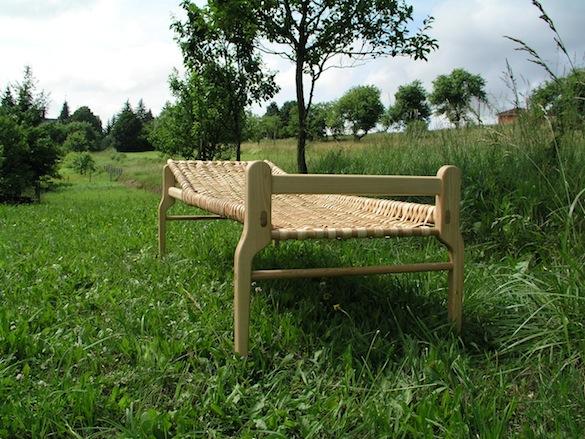 Ekologické bydlení - obrázky - nábytek - Prašťák