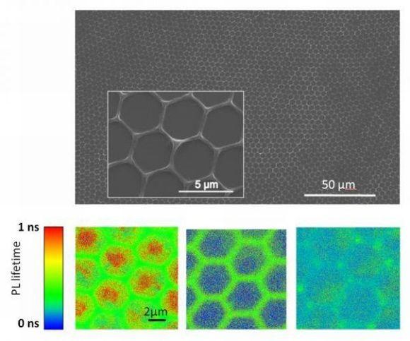 polymerová nanosíť