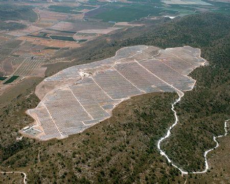 Největší solární elektrárna na světě