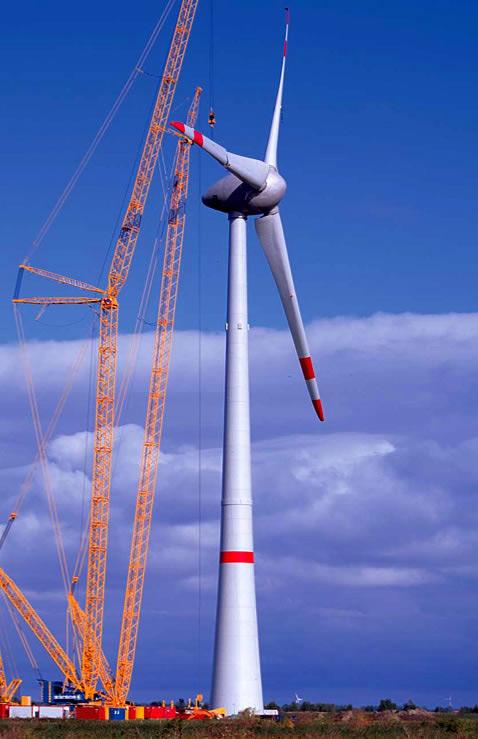Největší větrná turbína na světě