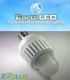 EarthLED - osvětlení EvoLux