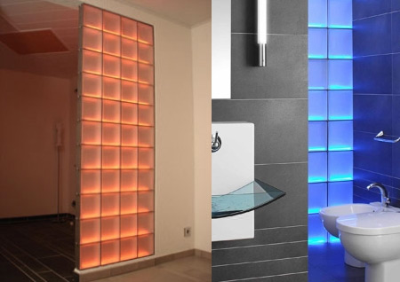 LED osvětlení - luxfery