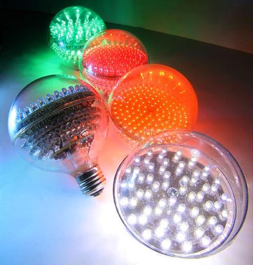 LED žárovky