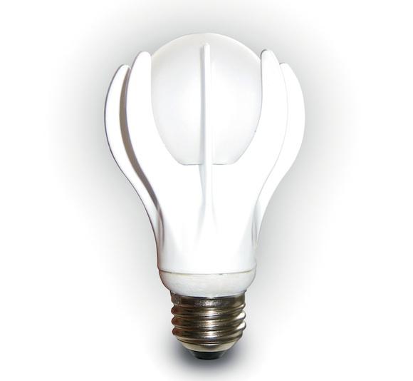 Ekologické bydlení obrázky osvětlení LED žárovky GE sSmart Energy