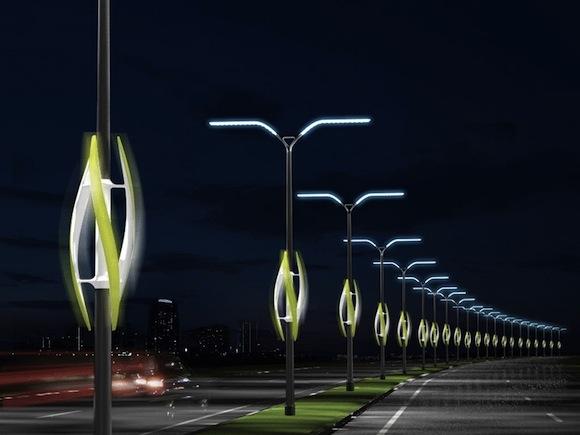 osvětlení Turbine Light