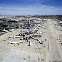 Paříž - letiště Orly