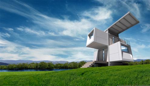 zeroHouse - pasivní dům