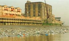 znečištění plastikovými sáčky a pytli