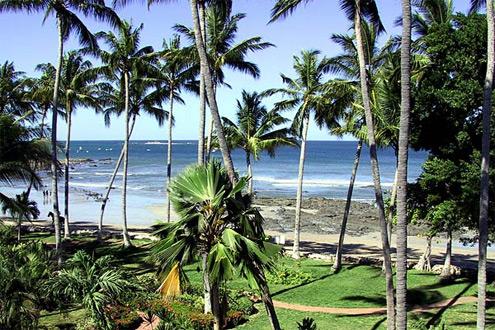 pláž v Costa Rica