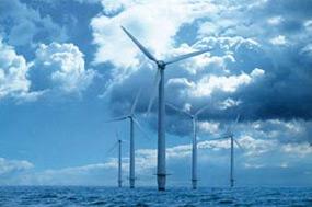 Pobřežní větrné elektrárny