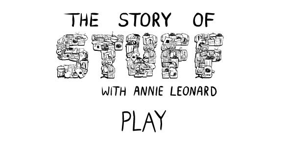 příběh věcí - story of stuff