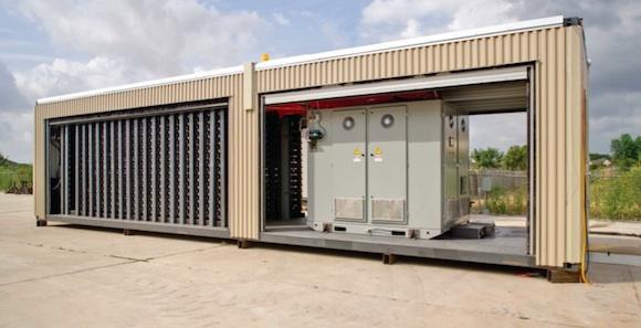 rozvodné sítě Energy Xtreme ukládání energie