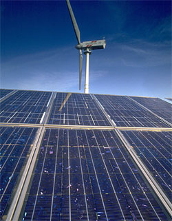 Solární články