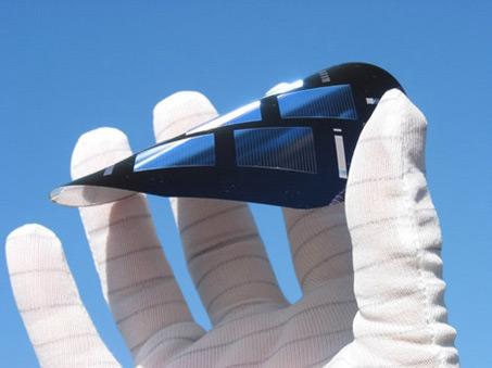 tenkovrstvé solární články