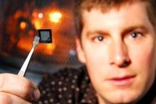 3D solární článek