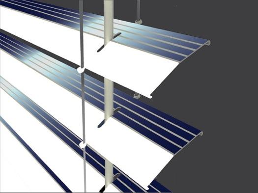 blight - solární žaluzie