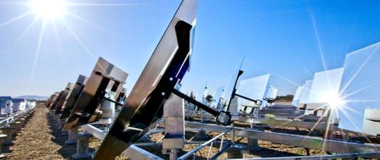 eSolar - solární termální elektrárny