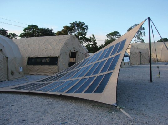 Ekologické bydlení obrázky solární energie FTL Solární plachta
