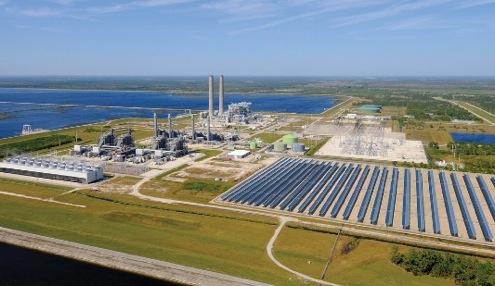 Solární energie - hybridní solární termální elektrárny