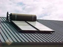 solární ohřívače vody