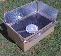Solární pec - Kyoto Box