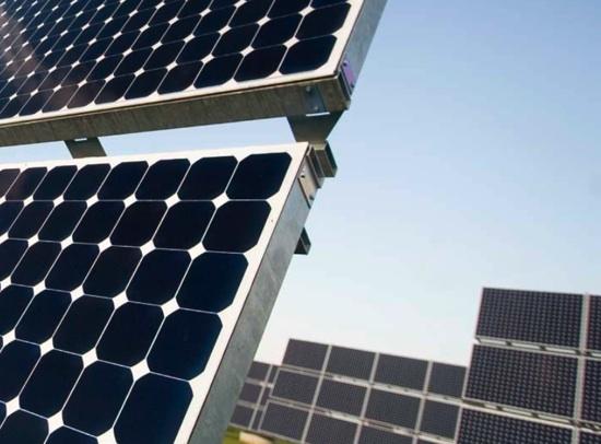 Solon - solární panely