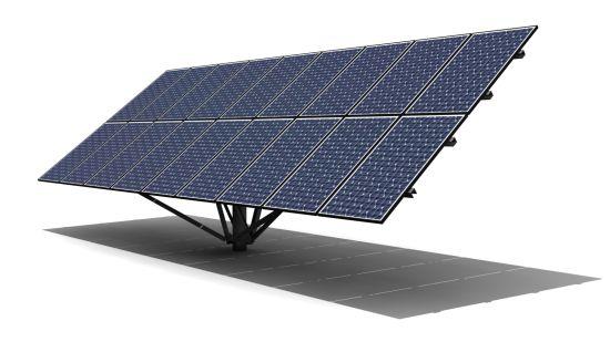 solární panely - Sanyo