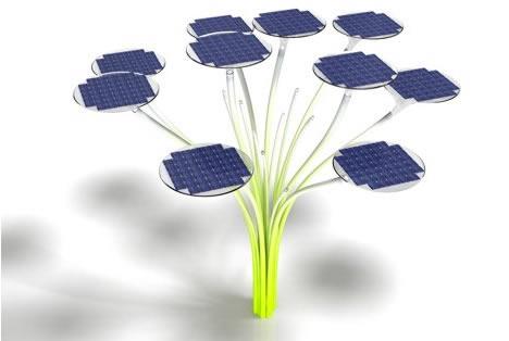 Solární stromy