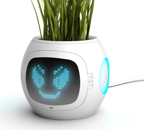 digitální květináč