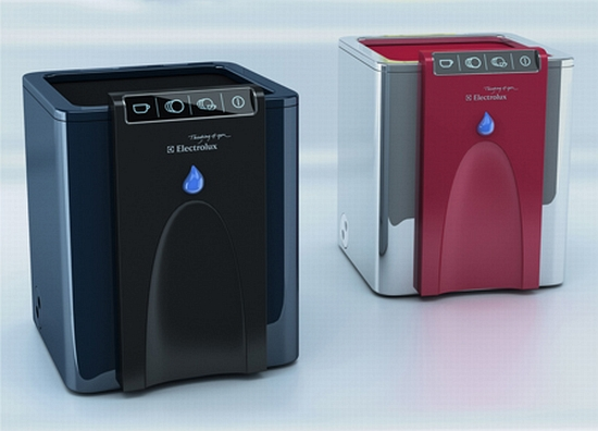Electrolux - myčka na nádobí s technologií ultrazvuku