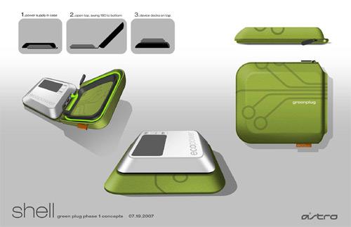 Green Plug - univerzální napájecí adaptér