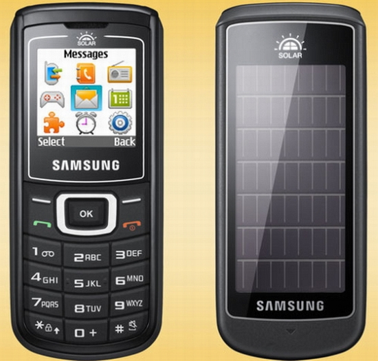 mobilní telefon Samsung E1107 Crest
