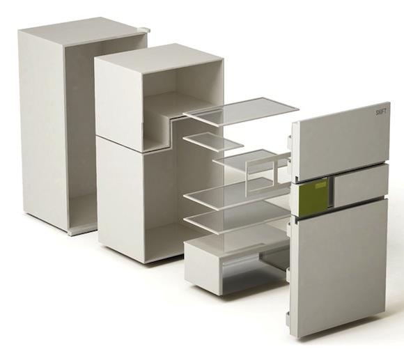 spotřebiče - šetrná lednička