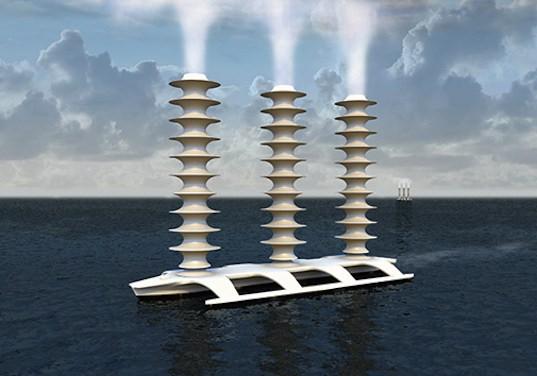 Bill Gates investuje do umělých mraků #Věda