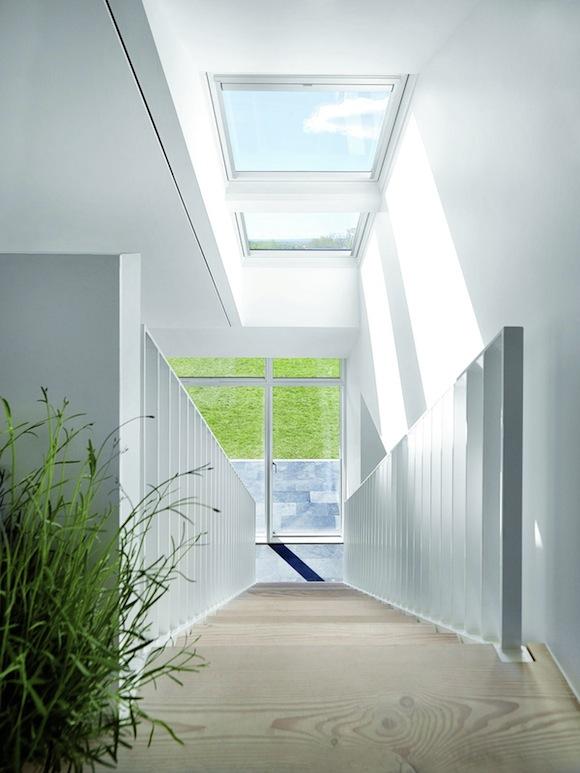 Velux - střešní okna - osvětlení