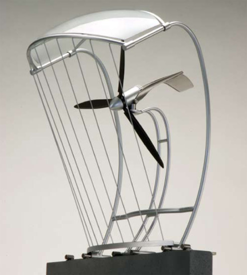 AeroVironment - větrné turbíny