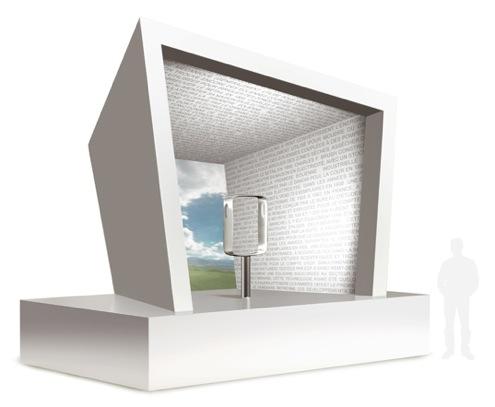 Philippe Starck - větrná turbína
