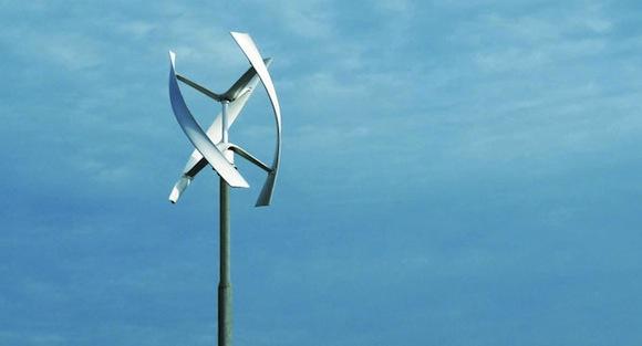 větrné turbíny - Eddy GT 1