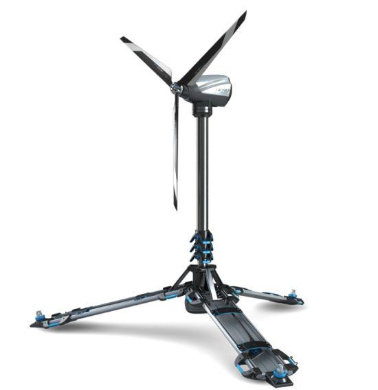 větrné turbíny - Eolic