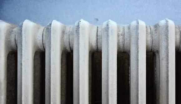 vytápění radiátor topení