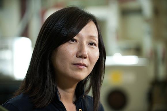 výzkum Zhenan Bao