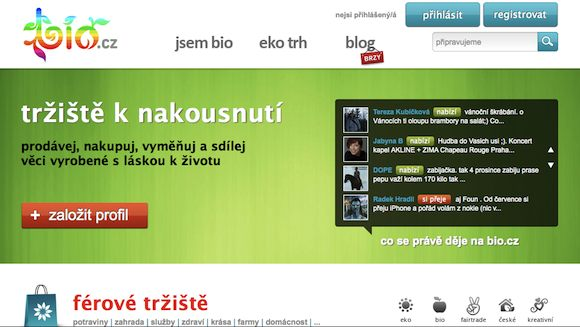 web bio.cz